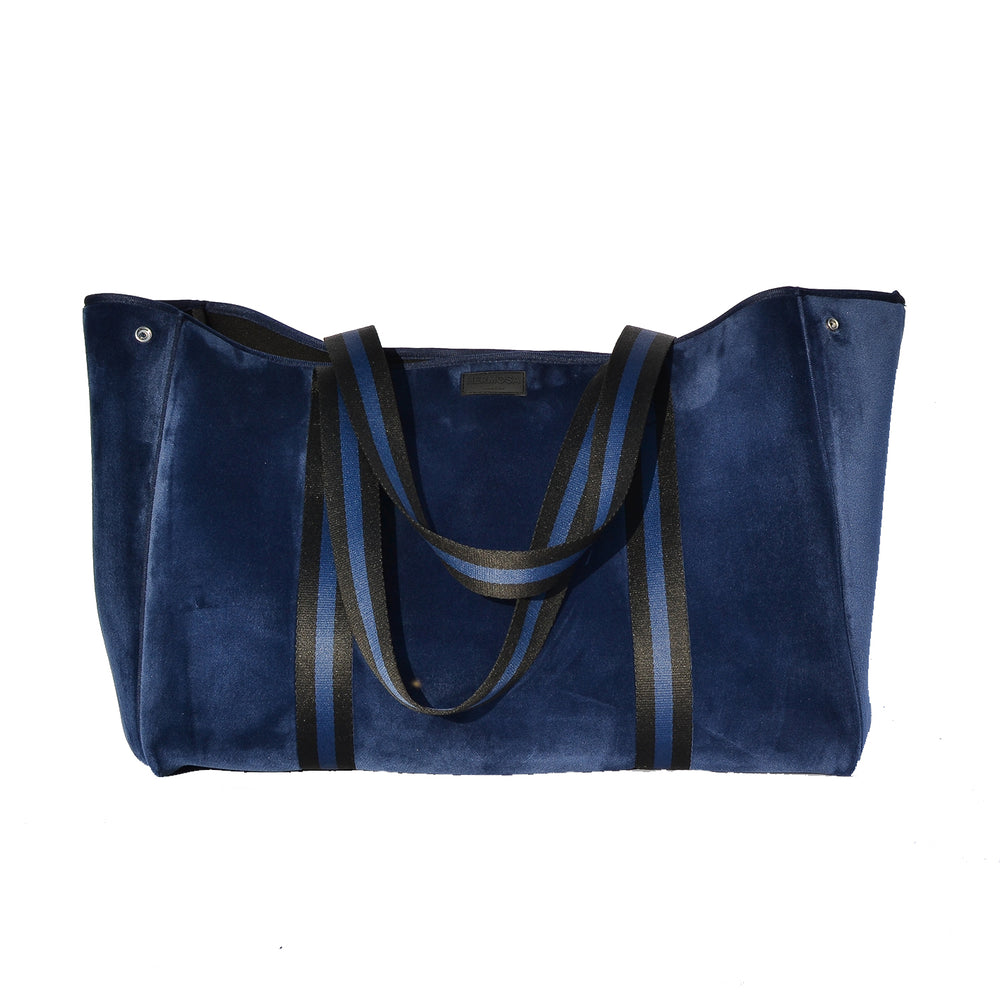 Blue Velvet XL Bag