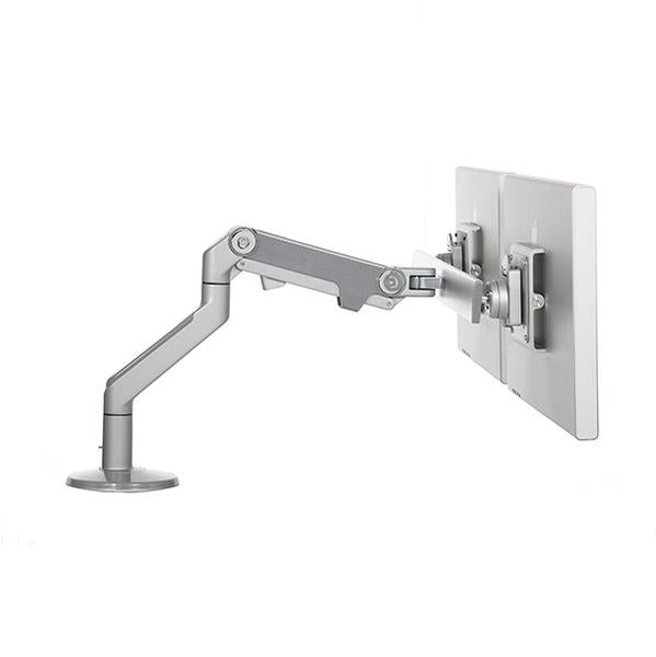 The Humanscale global best selling single and double monitor arms now available to order from TSI Workspace!