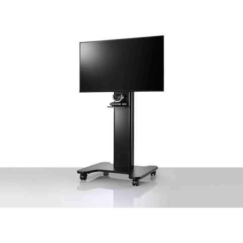 Colebrook Bosson Saunders AV/VC Intro Single Screen Standard Configuration with Camera Mount - TSI Workspace