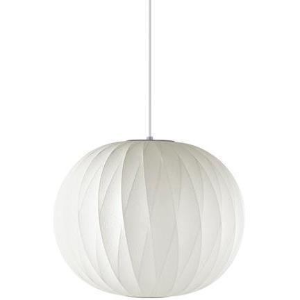 Herman Miller Medium Ball Criss Cross Nelson Bubble Lamp - TSI Workspace