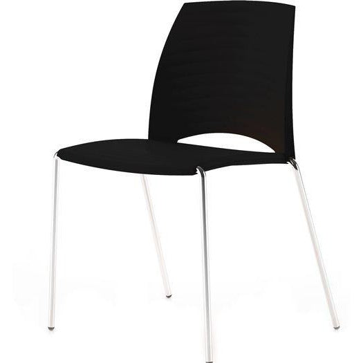 Sand 4 Leg Chair (2 Chairs) - TSI Workspace