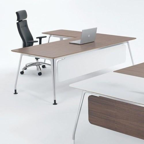 DNA Executive Managers Desk with Return - TSI Workspace