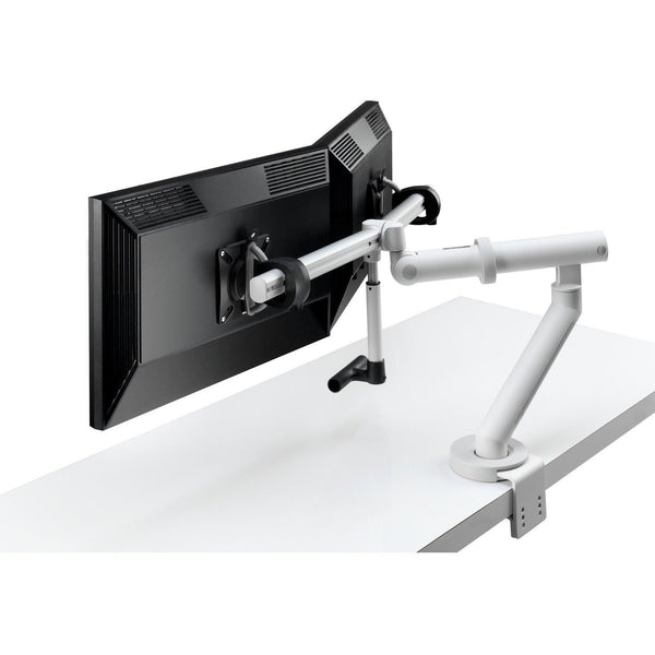Colebrook Bosson Saunders Flo Plus Dual Monitor Arm - TSI Workspace