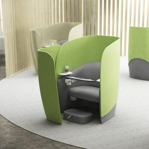 Mango Personal Workspace Chair - TSI Workspace