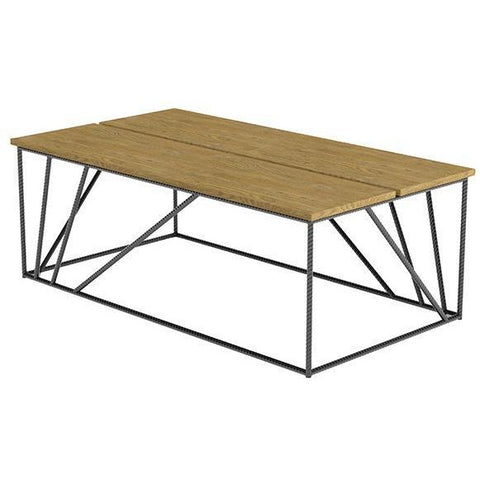 Foundry Coffee Table - TSI Workspace