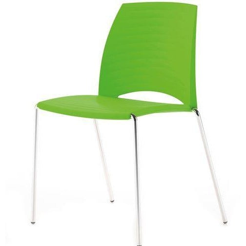 Sand 4 Leg Chair - TSI Workspace