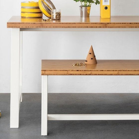 Jennifer Newman Club Table, Bench and Pedestal - TSI Workspace