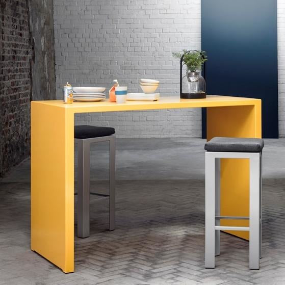Jennifer Newman Portal Table and Bench - TSI Workspace