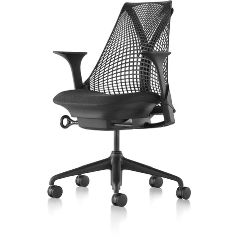Sayl Chair in Graphite - TSI Workspace