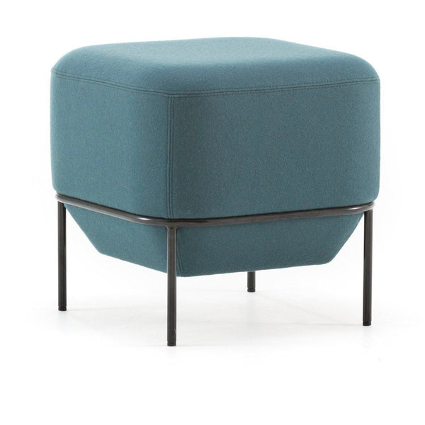Mozaik Stool Low Small Square - TSI Workspace