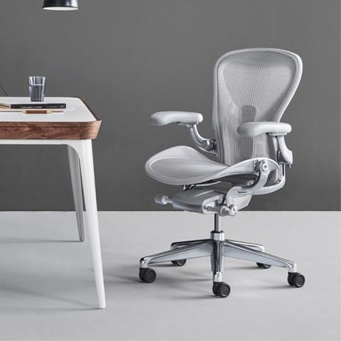 Mineral Aeron Chair Remastered by Herman Miller - TSI Workspace
