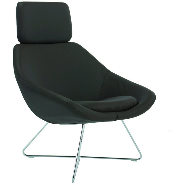 Open Chair with Headrest and Wire Frame - TSI Workspace