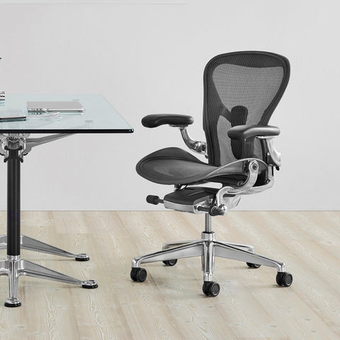 Aeron Chair Remastered by Herman Miller - TSI Workspace