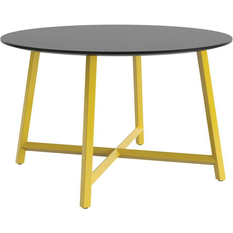 Relic 4 Leg Round Table 1200mm - TSI Workspace