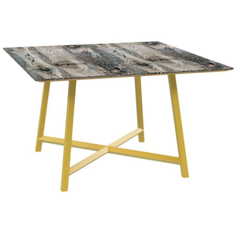 Relic 4 Leg Square Table 1000mm - TSI Workspace