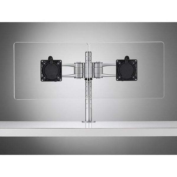 Wishbone Back to Back Monitor Arm - TSI Workspace