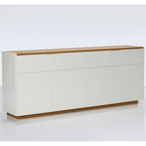 Aside 4 Door Credenza - TSI Workspace