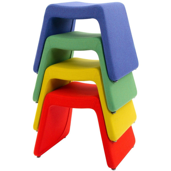 Luca Stackable Stool - TSI Workspace