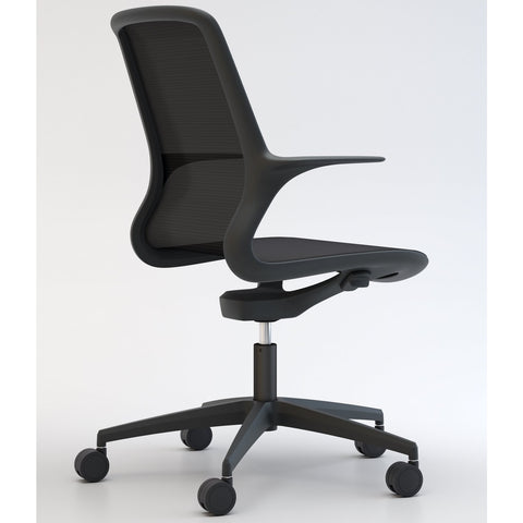 Tempo Chair in Black - TSI Workspace