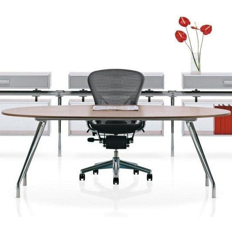 Abak Environments Executive Desk - TSI Workspace