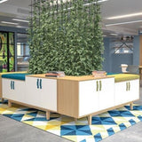 Jig Credenza Low/High - TSI Workspace