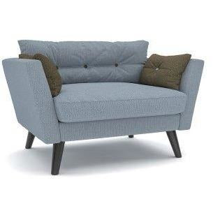 Urban Single Seater Sofa - TSI Workspace