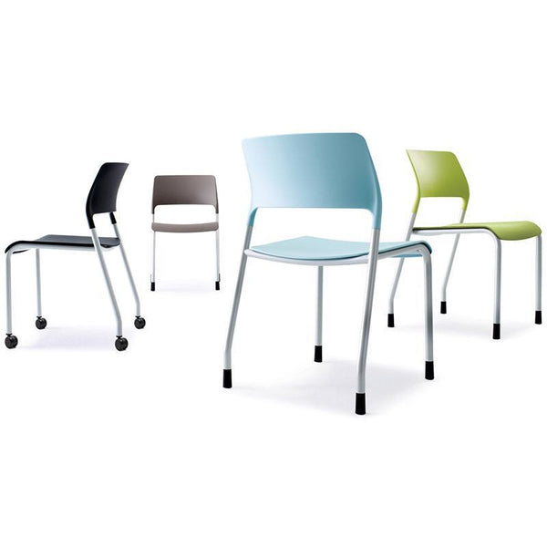 Muse Multipurpose Stacking Chair - TSI Workspace