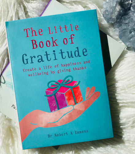 The Little Book of Gratitude by Dr Robert A Emmons (Paperback)