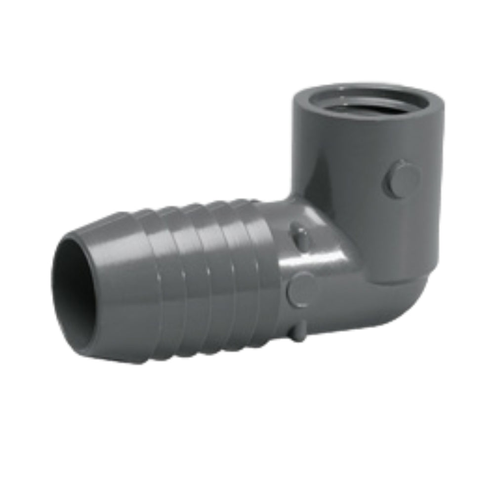 Poly Pipe Combination Elbows (Ins x FIPT)