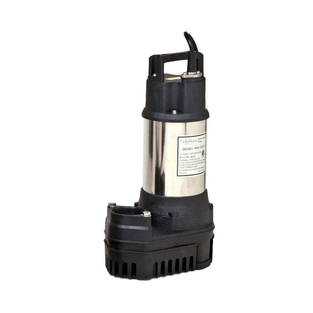 TidalWave PAF-Series Pond Pumps