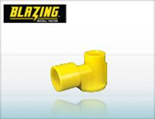 Blazing PVC End Elbow