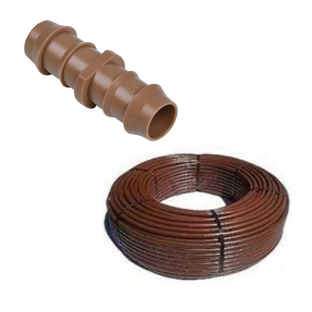Drip Irrigation Tubing and Fittings