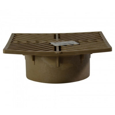 NDS - 06S - 6 in. Sq Grate-Sand