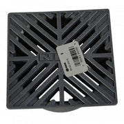 NDS - 09 - 5 in. Sq Grate-Grey