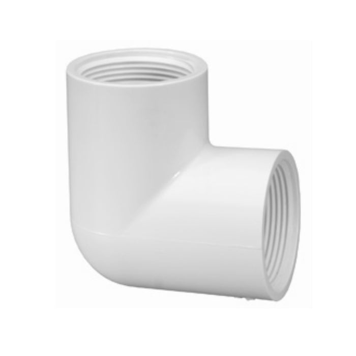 "Lasco - 408-007 - 90 Degree Elbow 3/4"" F x F"