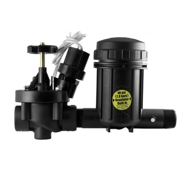 Rain Bird - XCZ-100-PRB-LC - XCZ Wide Flow Light Commercial Control Zone Kit with 1 in. PEB Valve and 1 in. 40 psi Basket Filter