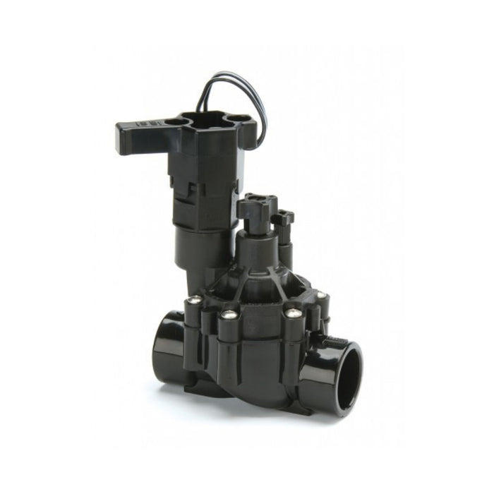 Rain Bird - 100DVFSS - 1 in. Remote Control Electric Valve with Flow Control (Slip x Slip)
