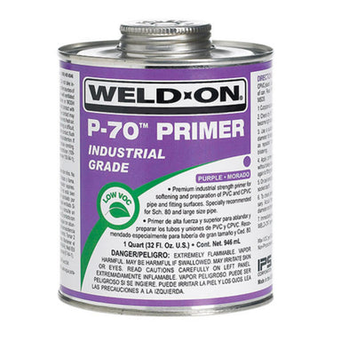 Weld-On - 10223 - P-70 Primer, PURPLE, 1-Quart