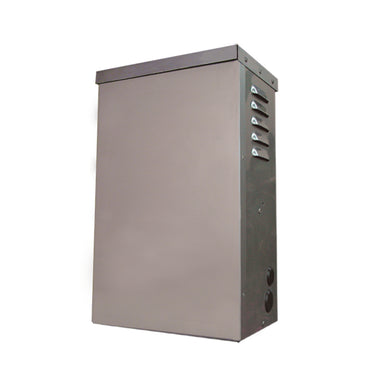 Unique - 840SS - 840 Watt Stainless Steel Mult-Matic Transformer, with Wired Secondary