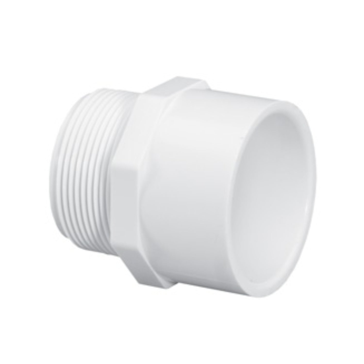 Lasco - 436-020 - Male Adapter MxS 2""