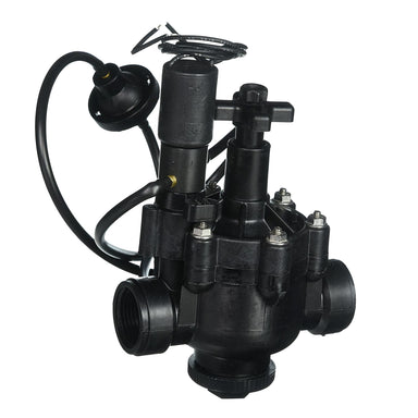 "Irritrol - 102P2 - 2"" Electric Globe/Angle Valve, with Anti-Contamination Filter"
