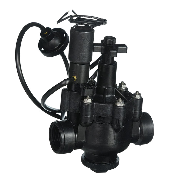 "Irritrol - 102P1 - 1"" Electric Globe/Angle Valve with Anti-Contamination Filter"