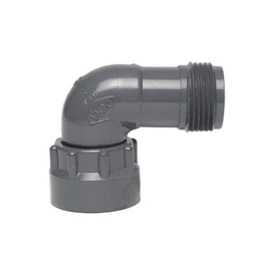 "Dura - 306-009 - 1"" O-Ring Elbow, MIPT x SWIVEL"