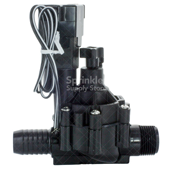 "Rain Bird - 100DVFMB - 1"" Remote Control Electric Valve with Flow Control (Male x Barb)"