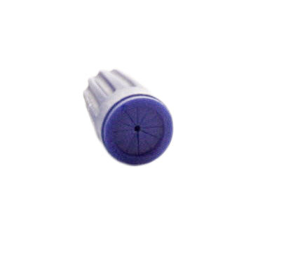 King Innovation - 10222 - Small Blue Wire Connectors 300V, (each)