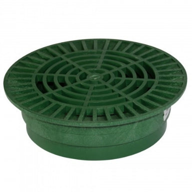 "NDS - 1050 - 10"" Rd Grate-Green"