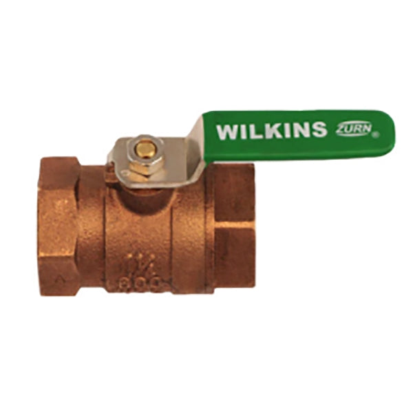 Wilkins - 112-850TXL - 1.5-inch Ball Valve, Lead Free
