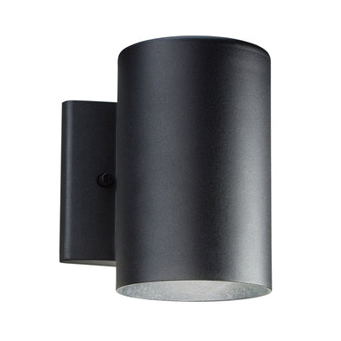 Kichler - 11250BKT - Small Outdoor Wall 1 LED Textured BLK
