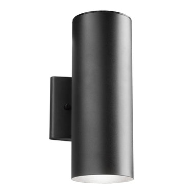 Kichler - 11251BKT - Outdoor Wall Light 1 LED Textured Blk
