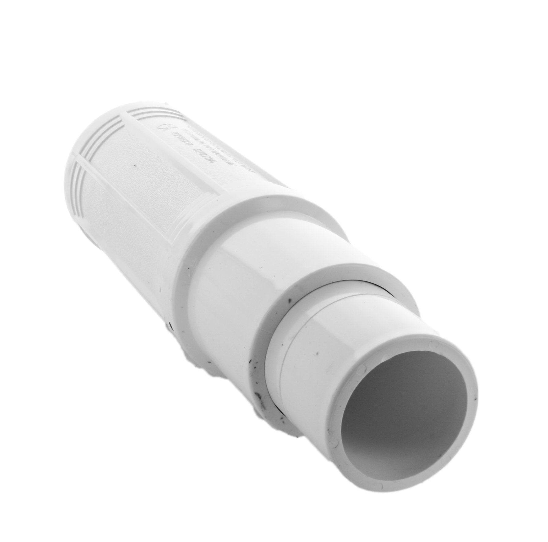 Lasco - FSF-250 - 2 1/2 in. Slip Fix PVC Telescopic Repair Coupling